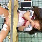生理不順で検査に来たJKが悪徳医師にチンコで弄ばれる中出しレイプ