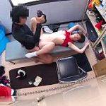 変態顧問が陸上部JKに睡眠薬を飲ませ部室クロロホルムハメ撮り強姦