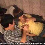 夜行バスの乗客が寝静まった車内で巨乳娘をサイレント中出しレイプ