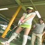 ゴルフ場で変態コーチが教え子の女子ゴルファーに特別レッスンレイプ