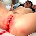 純粋無垢なツインテ美少女を騙して処女膜破壊する流血ガチレイプ映像